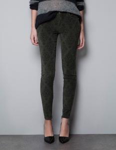 Zara pantalón 36