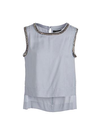 camisola asimetrica